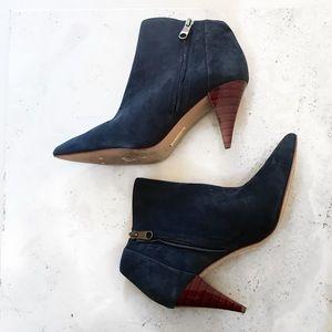 Louise et cie suede boots